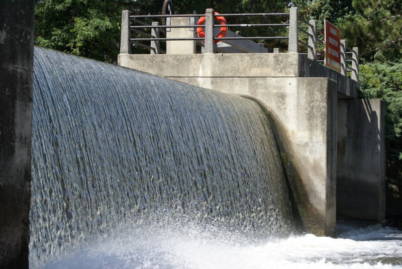 Metropolitan dam electrical upgrades contract awarded