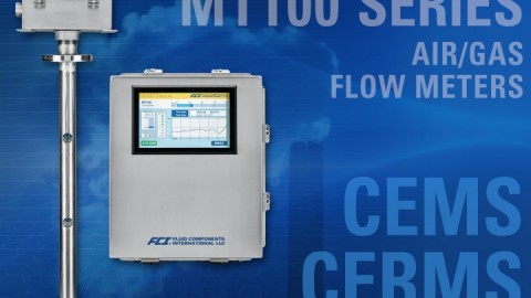 Multipoint Flow Meters with CEMS & CERMS capabilities