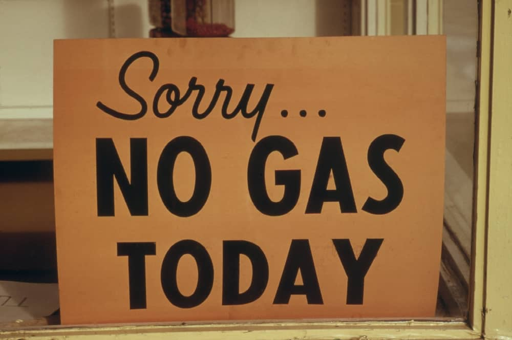 Australia's age of gas is declared over