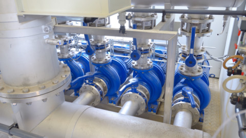 Perth's water increasingly supplied from desalination