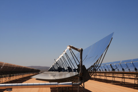 How viable is concentrated solar thermal technology?