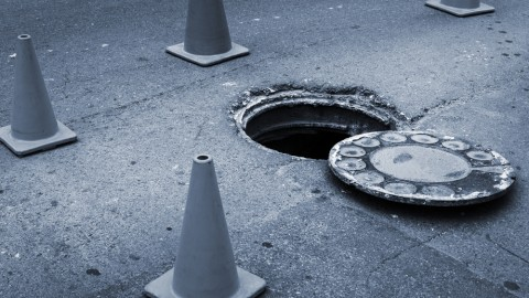 Tender: sewer manhole survey