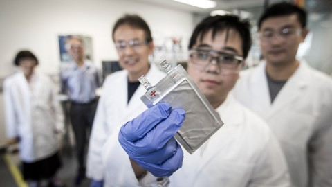 Sodium-ion may be key to mass battery production
