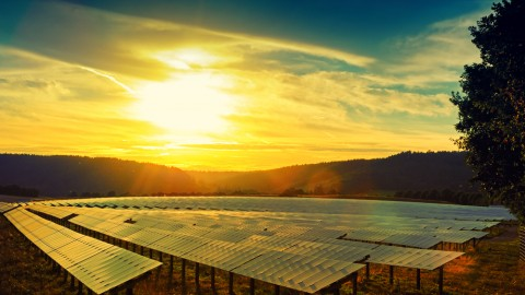 Solar farms lighting up Queensland