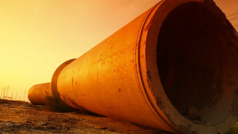 Wastewater pipe improvement in WA
