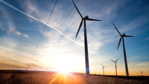 Sapphire Wind Farm operational
