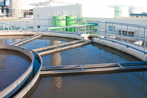 Foreign investment in water plant