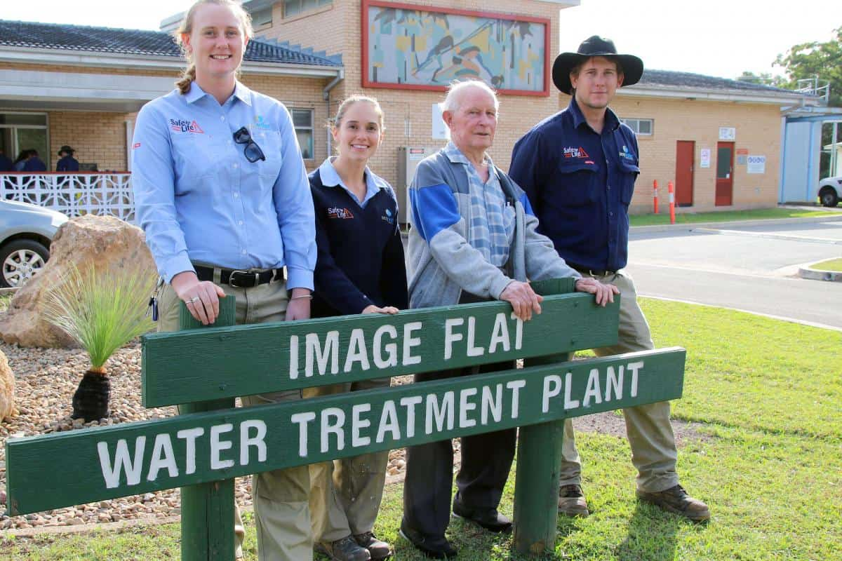 Water Treatment Plant 50 years strong