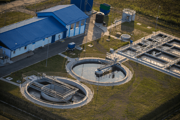 Collaborative approach explores sewage treatment infrastructure options