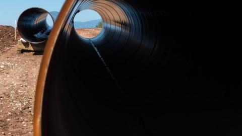 Queensland's new pipeline infrastructure