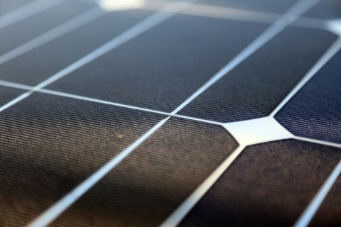 QUT develops new material for solar panels