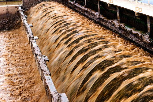 Turning wastewater to fuel