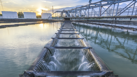 Sydney Water introducing leading edge technology in wastewater treatment process