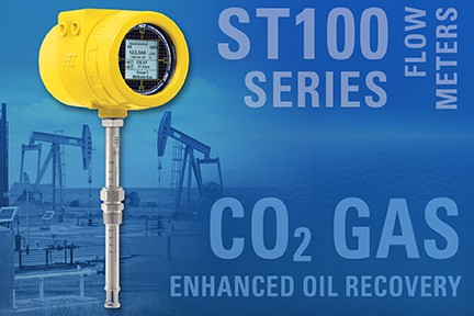 Accurate, safe and compliant collection of gas flow measurements