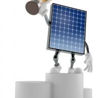Award winning solar design