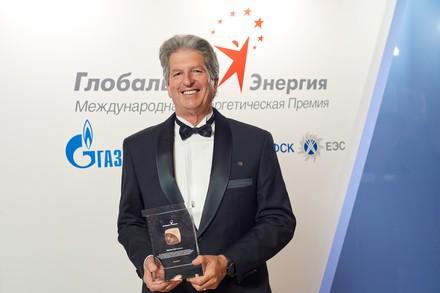Australian solar expert awarded Global Energy Prize