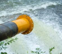 Bulk dam water transfer
