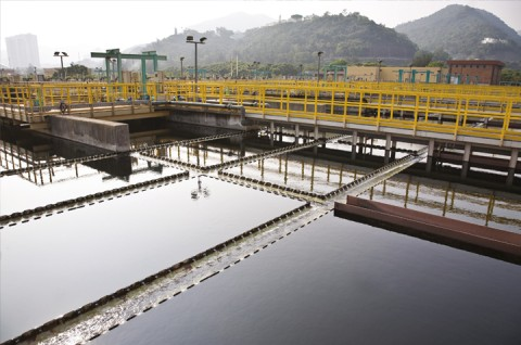 The end of primary sedimentation tanks in wastewater treatment plants?
