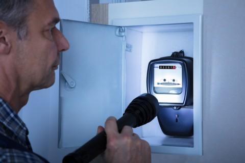 Customers to read their own meters