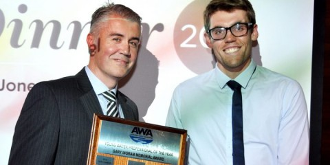 Tasmania's Young Water Professional of the Year Awarded