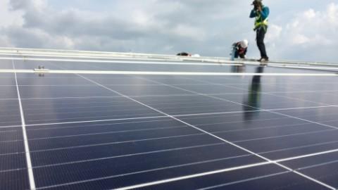 Solar scheme reducing Aboriginal community electricity bills