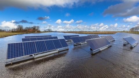 Melbourne Water's solar farm proposition