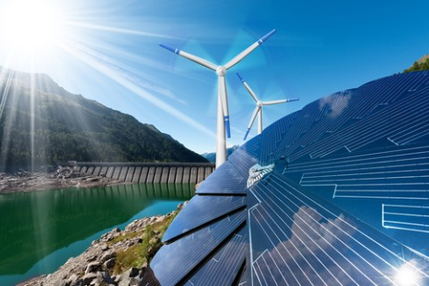 Renewables reaching new heights