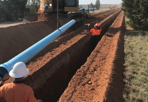 New water supply for Orroroo