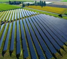 Financing Australia's biggest solar station
