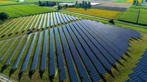 Financing Australia's biggest solar station