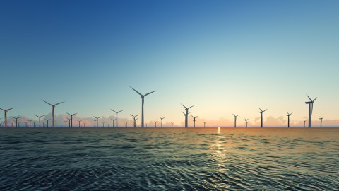 Australia's first offshore wind farm on hold