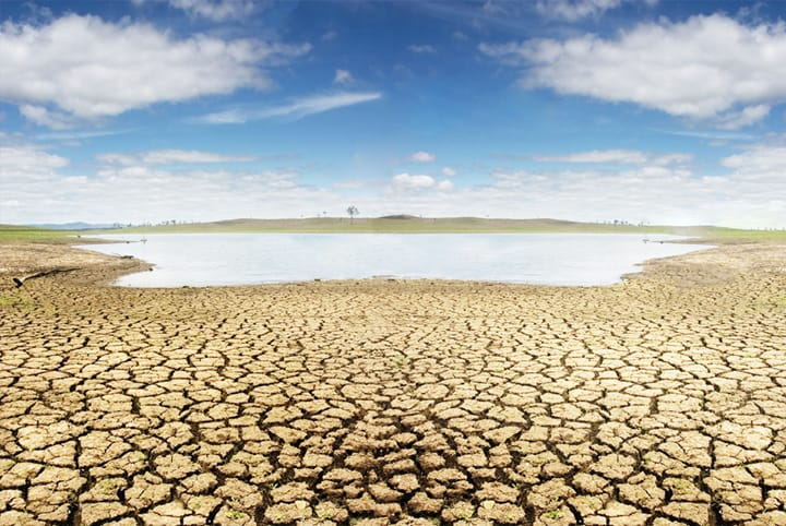The drought management measures stabilising NSW water supplies