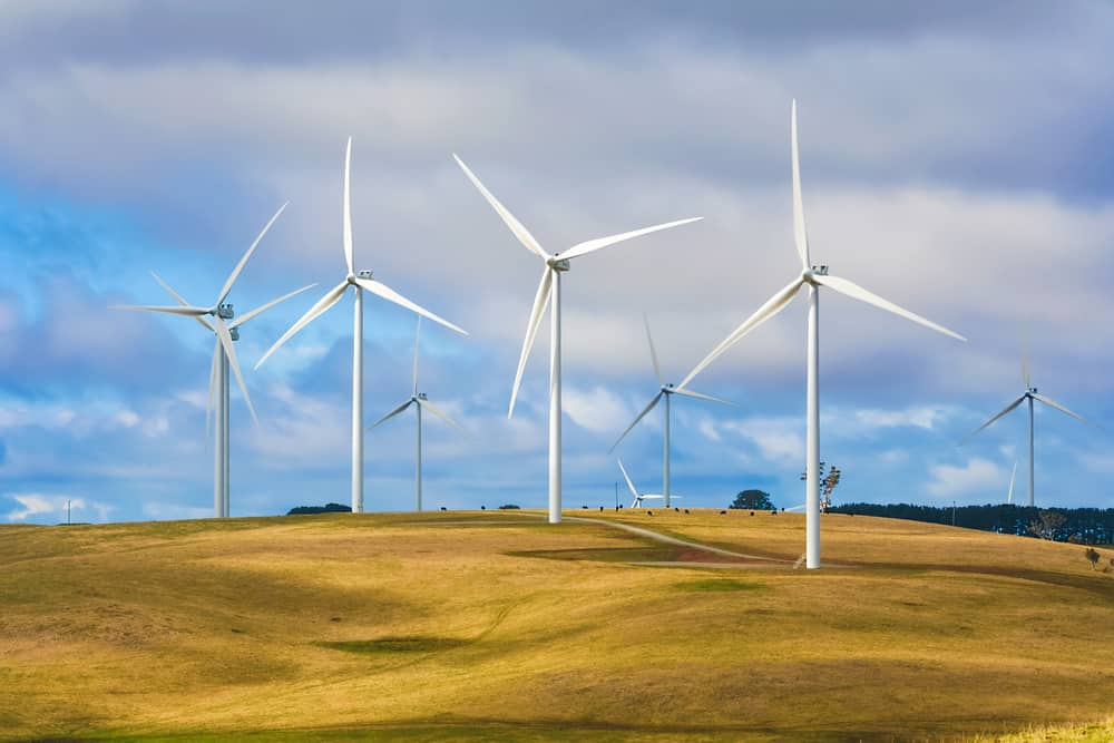 WA's largest wind farm underway