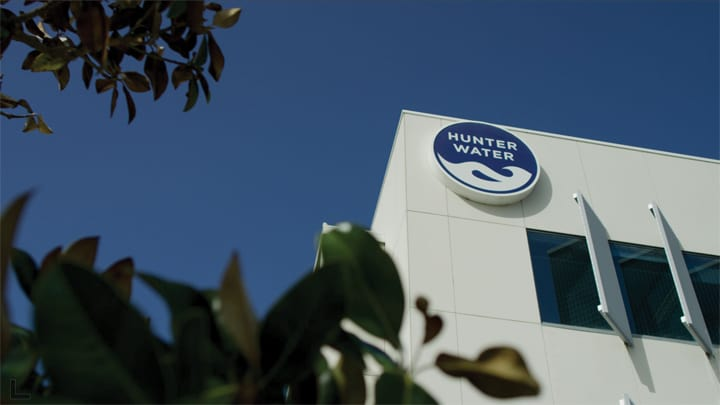 Hunter Water to implement proven energy solution