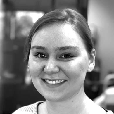 Lauren Butler Assistant Editor Headshot