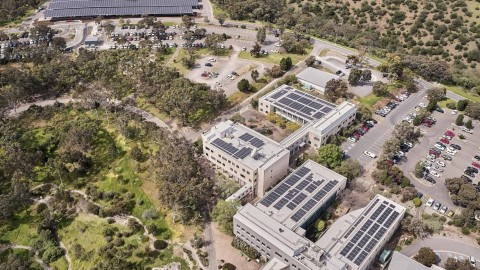 University makes $2.4 million solar investment
