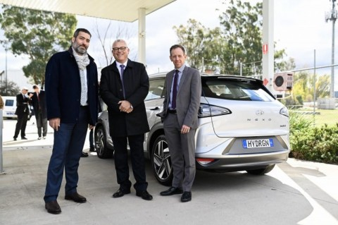 Canberra to pilot hydrogen vehicle refuelling station