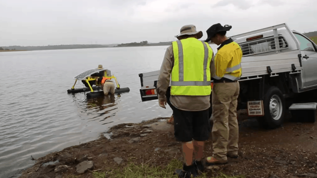 Game-changing robot transforms water quality testing for utilities