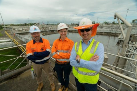 Innovative project model pays dividends at Queensland Urban Utilities