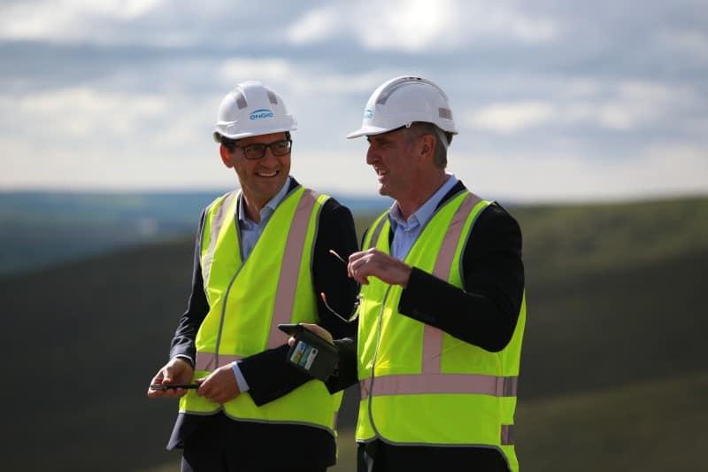 South Australia's Willogoleche Wind Farm officially open