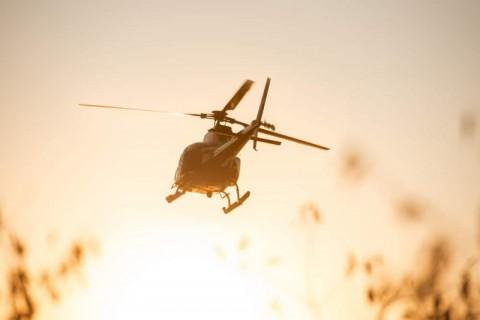 Powerlink enlist helicopters to complete inspections across Queensland