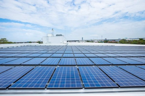 Queensland brewery hops on solar panel power
