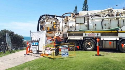 Interflow and Unitywater enter the finals for the CCF QLD Earth Awards