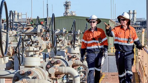 CO2 injection project begins operations in Western Australia