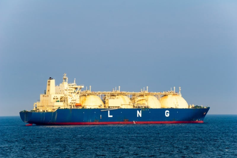 LNG exports continue to energise Australia's economy