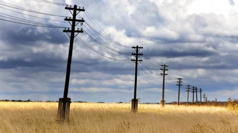 Power fault location trial to improve reliability