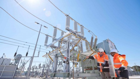 Technology developed by United Energy automatically restoring power