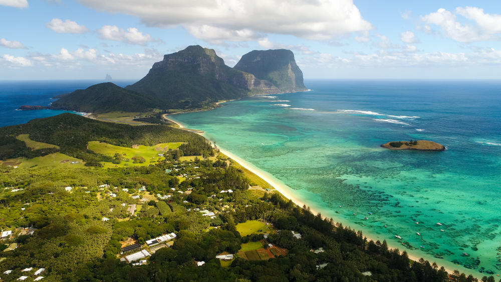 Lord Howe Island finds renewable energy solution with solar and battery storage