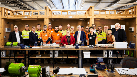 Energy utilities and TAFE join forces to upskill WA workers