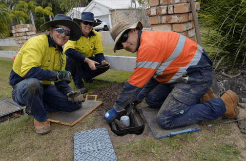 Smart water meters for Logan residents